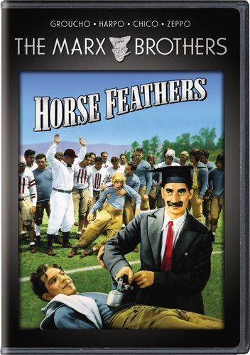 Horse Feathers Marx Brothers Nr