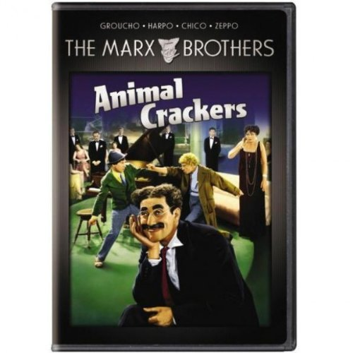 Animal Crackers Marx Brothers G