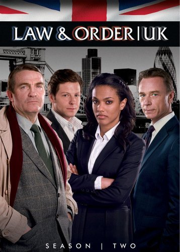 Law & Order Uk Season 2 Aws Nr 3 DVD