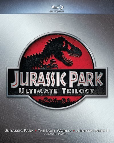 Jurassic Park Ultimate Trilogy Jurassic Park Ultimate Trilogy Blu Ray Dc Pg13 Ws
