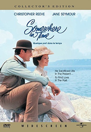Somewhere In Time Reeve Seymour DVD Pg Ws