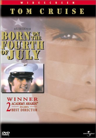 Born On The Fourth Of July Cruise Dafoe Barry Clr Cc 5.1 Ws R