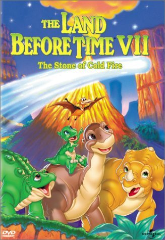 Stone Of Cold Fire Land Before Time 7 Clr Cc 5.1 Chnr