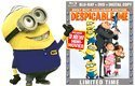 Despicable Me Despicable Me Blu Ray Best Buy Exclusive Edition 3 Disc
