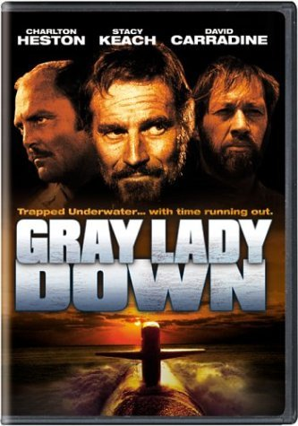 Gray Lady Down Heston Carradine Keach Beatty Clr Ws Pg