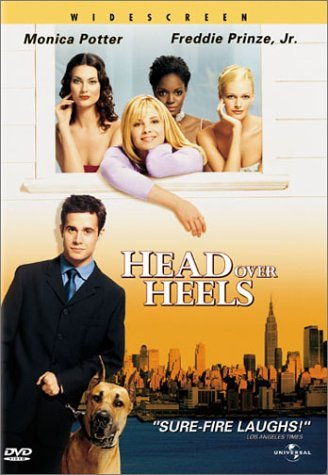 Head Over Heels Prinze Jr. Potter Clr Cc 5.1 Dts Aws Fra Dub Pg13