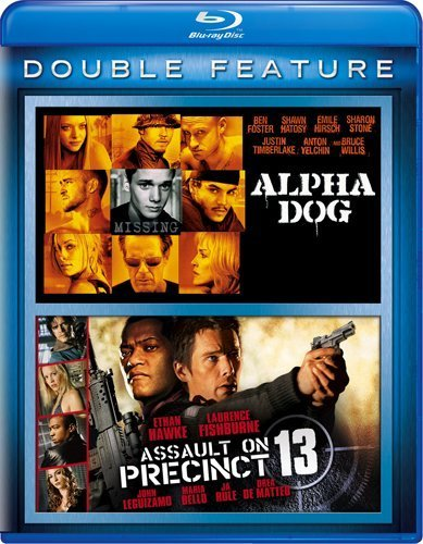 Alpha Dog Assault On Precinct Alpha Dog Assault On Precinct Blu Ray Ws R 2 Br