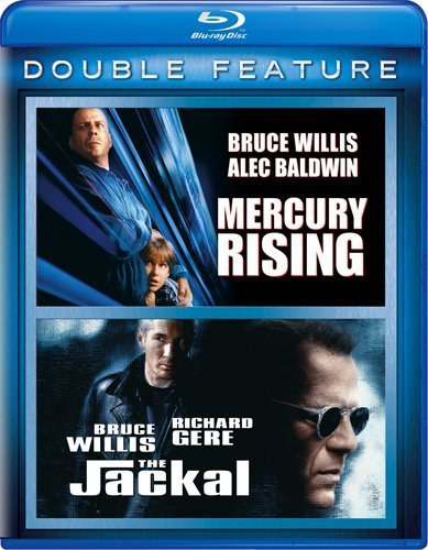 Mercury Rising Jackal Mercury Rising Jackal Blu Ray Ws R 2 Br