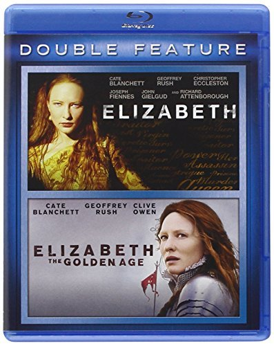 Elizabeth Elizabeth The Golde Elizabeth Elizabeth The Golde Blu Ray Ws R 2 Br