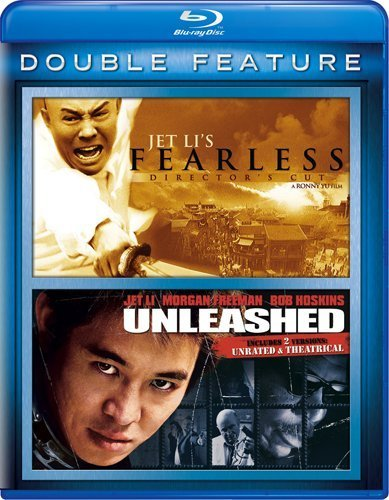 Fearless Uinleashed Li Jet Blu Ray Ws R 2 Br