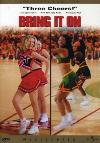 Bring It On Dunst Dushku Bradford Union DVD Pg13 Ws