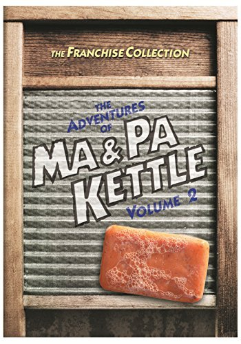 Adventures Of Ma & Pa Kettle Vol. 2 Nr 2 DVD