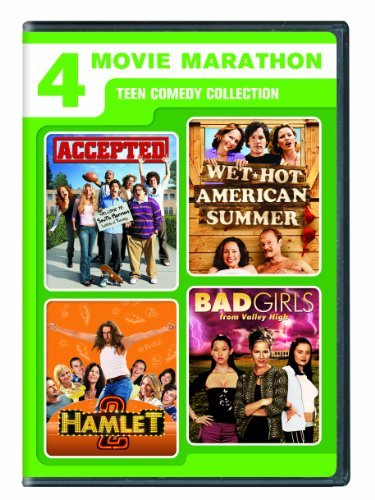 Teen Comedy Collection 4 Movie Marathon Ws R 2 DVD