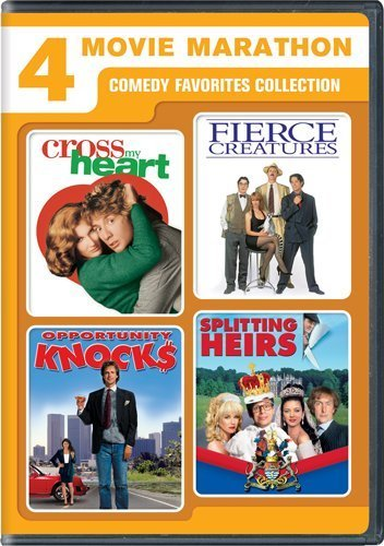 Comedy Favorites Collection 4 Movie Marathon Ws Fs R 2 DVD