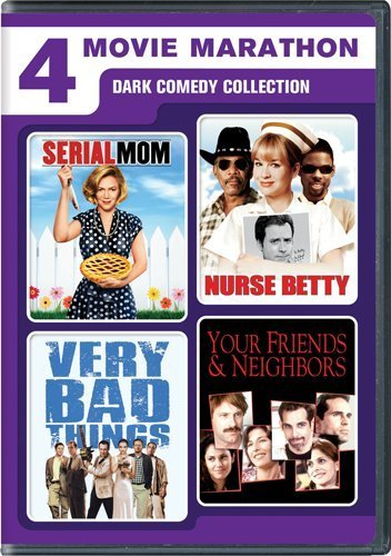 Dark Comedy Collection 4 Movie Marathon Ws R 2 DVD