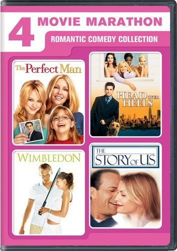 Romantic Comedy Collection 4 Movie Marathon Ws Pg13 2 DVD