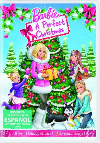 Barbie Perfect Christmas Barbie Aws Spa Lng Nr