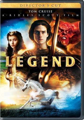 Legend (1986) Cruise Sara Curry DVD Nr Ws Director's Cut