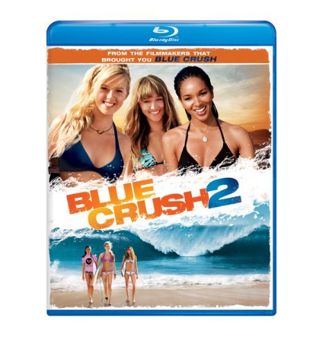 Blue Crush 2 Jackson Mathis Emery Blu Ray Ws Pg13 Incl. DVD