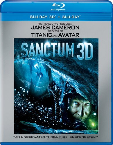 Sanctum 3d Wakefield Cratchley Baker Blu Ray Ws 3d R
