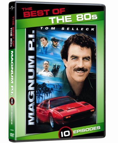 Best Of The 80's Magnum P.I. Nr 2 DVD