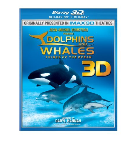 Dolphins & Whales 3d Imax Blu Ray Ws 3d Nr