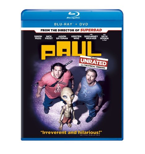Paul Pegg Frost Blu Ray Ws R
