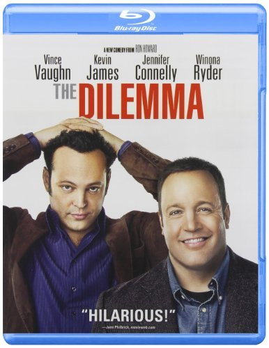 Dilemma Vaughn James Connelly Blu Ray Ws Pg13