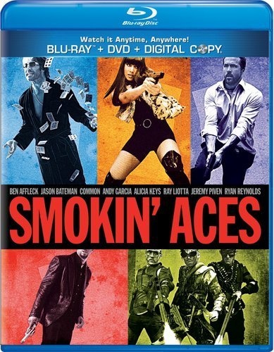 Smokin' Aces Smokin' Aces Blu Ray Aws Snap R Incl. DVD & Tech 30 Day Free