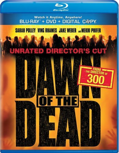 Dawn Of The Dead Dawn Of The Dead Blu Ray Aws Snap Nr Incl. DVD & Tech 30 Day Fre