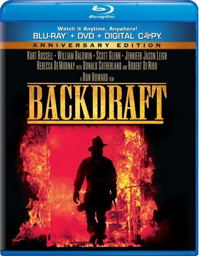 Backdraft Backdraft Blu Ray Aws Snap R Incl. DVD & Tech 30 Day Free