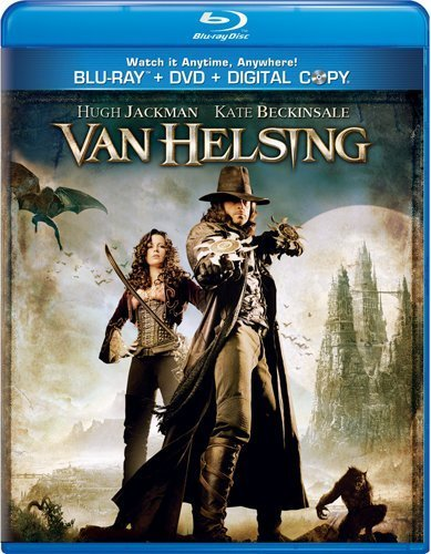 Van Helsing Van Helsing Blu Ray Aws Snap Pg13 Incl. DVD & Tech 30 Day F
