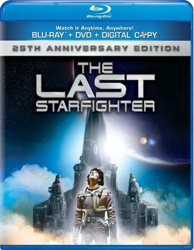 Last Starfighter Last Starfighter Blu Ray Aws Snap Pg Incl. DVD & Tech 30 Day Fre