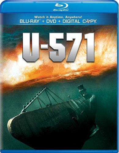 U 571 U 571 Pg13 Incl. DVD & Tech 30 Day F
