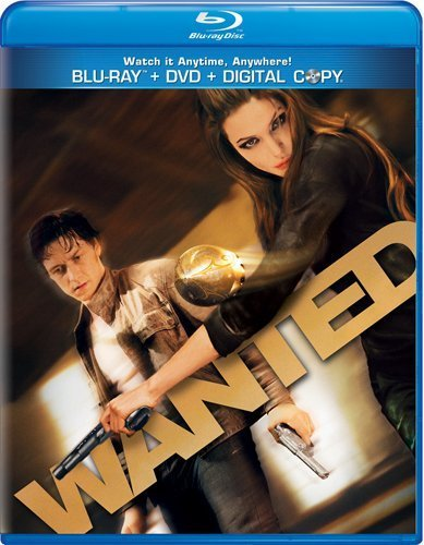 Wanted Wanted Blu Ray Aws Snap R Incl. DVD & Tech 30 Day Free