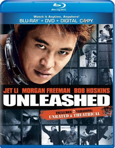 Unleashed Unleashed Blu Ray Aws Snap R Incl. DVD & Tech 30 Day Free