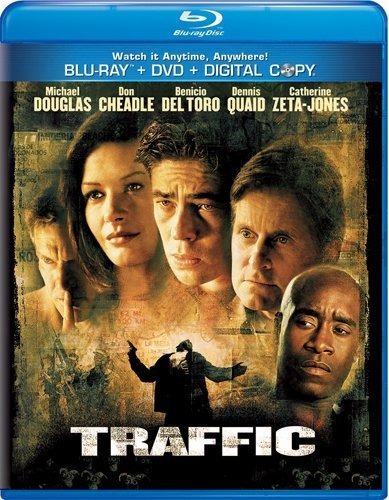 Traffic Traffic Blu Ray Aws Snap R Incl. DVD & Tech 30 Day Free