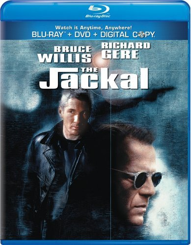 Jackal Jackal Blu Ray Aws Snap R Incl. DVD & Tech 30 Day Free