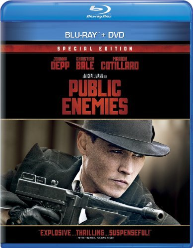 Public Enemies Public Enemies Blu Ray Aws Snap R Incl. DVD & Tech 30 Day Free