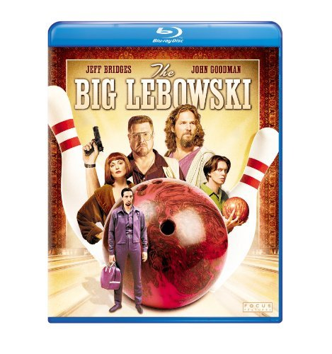 Big Lebowski Bridges Goodman Buscemi Moore Blu Ray Ws R