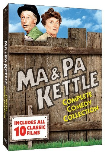 Ma & Pa Kettle Complete Comed Ma & Pa Kettle Complete Comed Ws Fs G 5 DVD