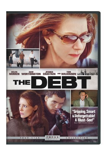 The Debt Mirren Wilkinson Hinds R