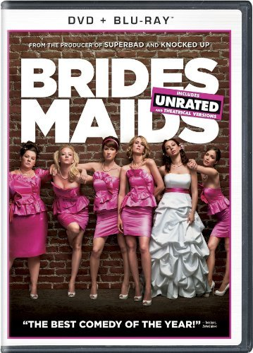 Bridesmaids Wiig Rudolph Byrne Blu Ray Aws Back To Back Nr DVD Dc