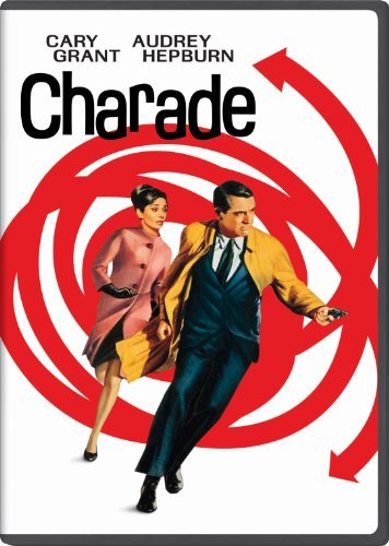 Charade Hepburn Grant Matthau Ws 100th Anniv. Ed. Nr Incl. Digital Copy