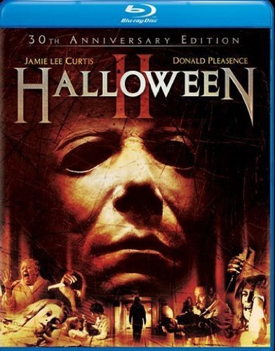 Halloween 2 Curtis Pleasence Blu Ray Ws 30th Anniv. Ed. R