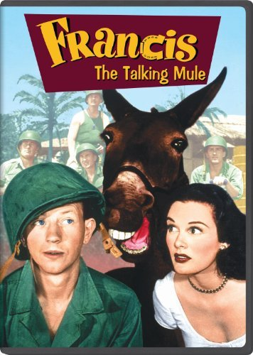 Francis The Talking Mule O'connor Donald Bw 100th Anniv. Ed. Nr