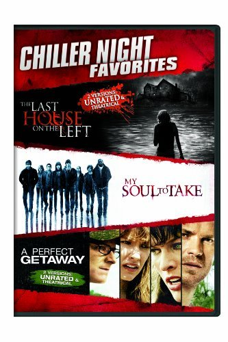Chiller Night Favorites Chiller Night Favorites Ws R 3 DVD
