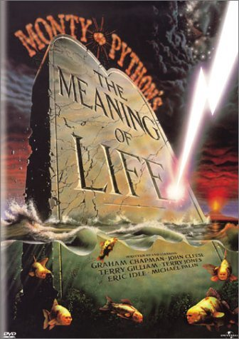 Monty Python's Meaning Of Life Chapman Cleese Gilliam Edle Chapman Cleese Gilliam Idle Meaning Of Life