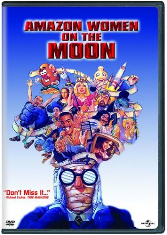 Amazon Women On The Moon Begley Arquette Guttenberg Clr Ws R Collectors Ed.