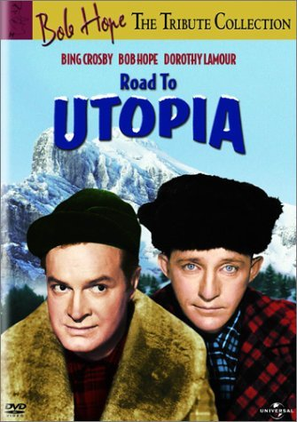 Road To Utopia Hope Crosby Lamour Clr Nr